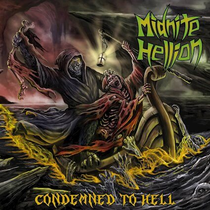 Midnite Hellion – Condemned to Hell (Witches Brew)