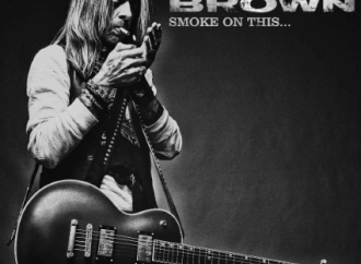 Rex Brown – Smoke on This (eOne Music)