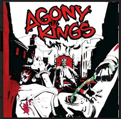 Agony Kings – Agony Kings (Own Label)