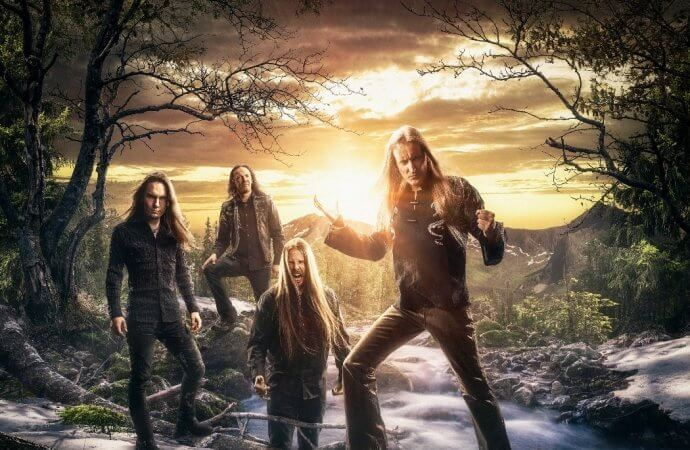 Wintersun – Australian Tour Announced!