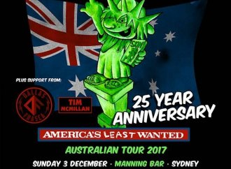 Ugly Kid Joe: Australian Dates Announced