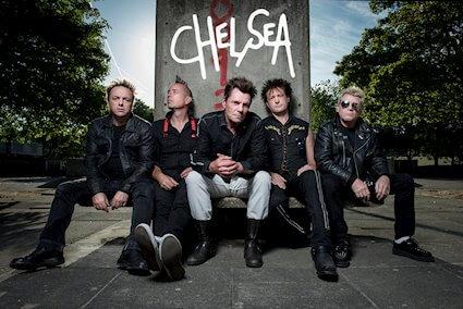 Chelsea: Veteran Punks to Release New Album