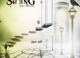 Sifting – Not From Here (Eclipse Music)