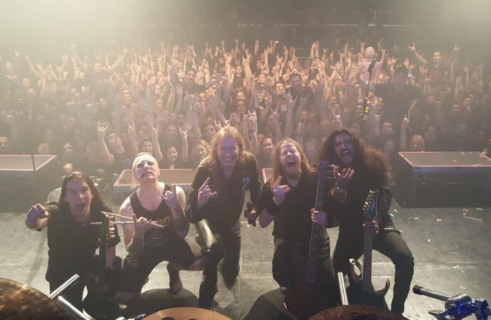 """Wintersun's Jukka Koskinen: """"We're touring a lot more than ever before""""…"""
