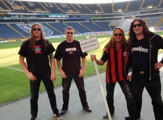 "Tankard's Gerre: ""We would love to come back to Australia!"""
