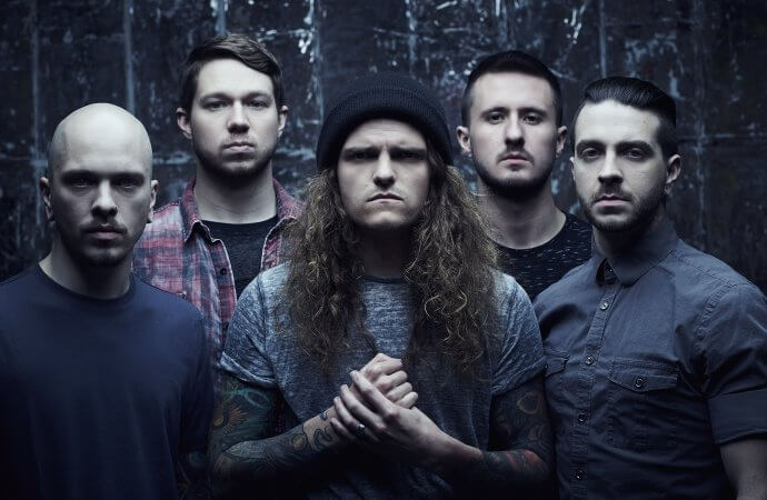 """Miss May I's Levi Benton: """"For the first time I feel afraid to tour the world""""…"""