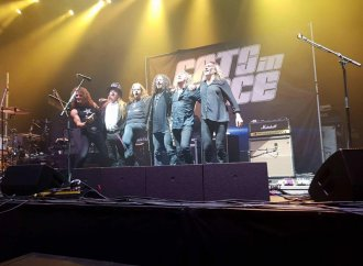 Cats in Space – Motorpoint Arena, Cardiff, 20/11/17
