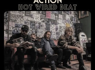 Hard Action – Hot Wired Beat (Svart Records)