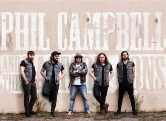 Phil Campbell & the Bastard Sons: Tour Kicks Off Tonight, New Album Due Soon!