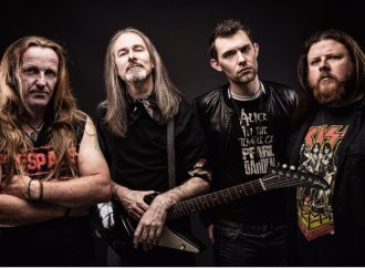 Trespass: NWoBHM Veterans Release New Video