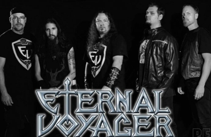 """Eternal Voyager's Brian Blake: """"Everyone has gone crazy since the election!""""…"""