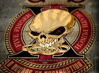 Five Finger Death Punch – A Decade of Destruction (Prospect Park)