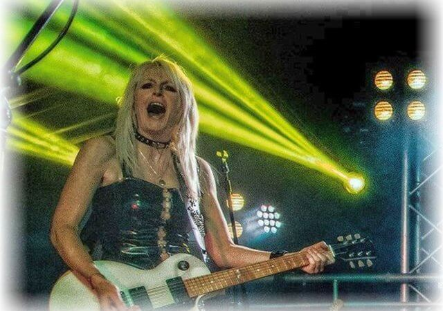 """Syteria's Jackie Chambers: """"I've loved every show that I've been able to play this year""""…"""