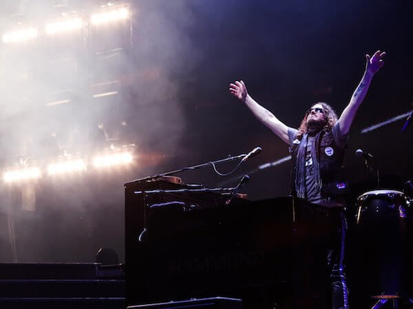 Dizzy Reed: From the Spaghetti Incident to Frankie's Pizza…