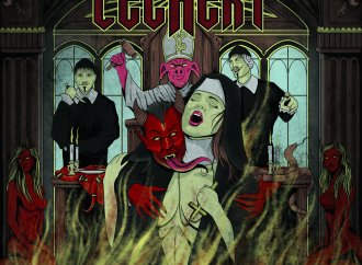 Lechery – We Are All Born Evil (Bleeding Music Records)