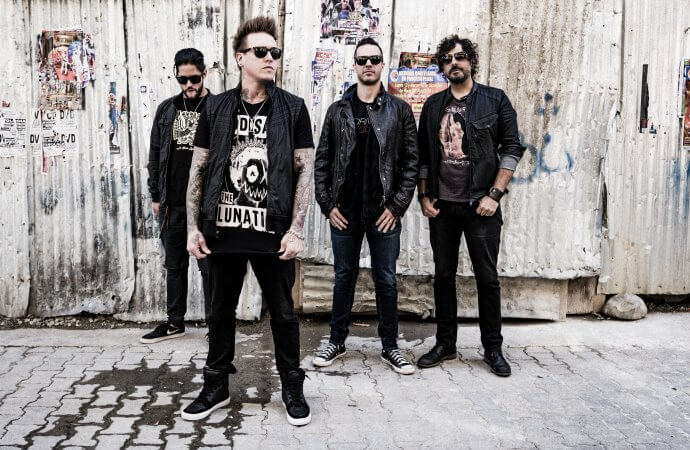 Papa Roach: Australian Supports Up for Grabs!