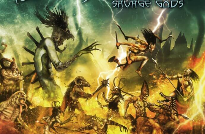 Sonic Prophecy – Savage Gods (Rockshots Records)