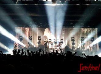 Rise Against, Hordern Pavilion, Sydney 13/02/2018