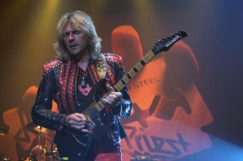 Glenn Tipton: Stepping Down from Priest Live Duties…