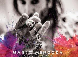 Marco Mendoza: Viva La Rock (Mighty Music)