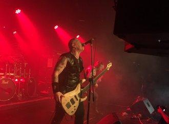 Venom Inc., Desecrator, Reign of Terror – Basement, Canberra, 22/02/18