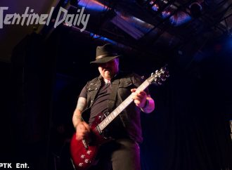 "Black Stone Cherry's Chris Robertson: ""We're just going to play the music we love""…"