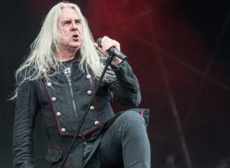 "Saxon's Biff Byford: ""We Knew Thunderbolt Was a Good Album""…"