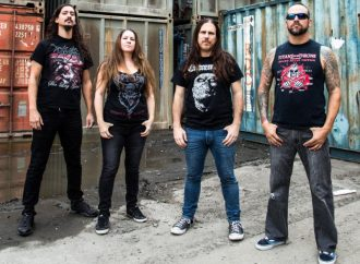 Gruesome: New Album Details, Euro Dates Confirmed…