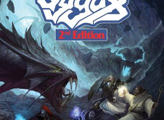 Gygax – Second Edition (Creator-Destructor Records)