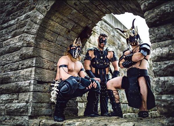 Ferrum Templor's Crusade of Power – May 2018
