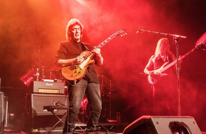 "Steve Hackett: 'Prog is a little bit like a film for the ear, rather than for the eye""."