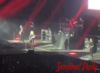 Scorpions, Megadeth, Buck Cherry – O2 Arena, London, 16/06/2018