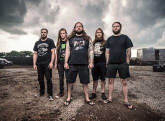 "Black Dahlia Murder's Trevor Strnad: ""In Australia I try not to get too tanked""…"