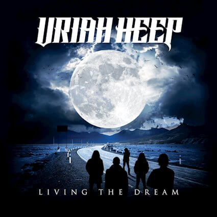 Uriah Heep – Living the Dream (Frontiers Music)