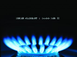 Ginger Wildheart – G*A*S*S* Mark II (Round Records)