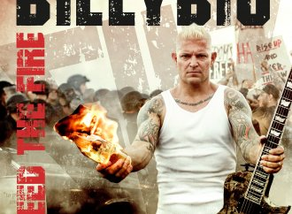 Billy Bio – Feed the Fire (AFM Records)