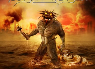 Flotsam and Jetsam – The End of Chaos (AFM Records)