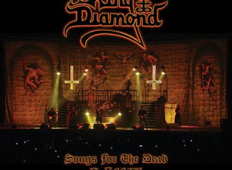 King Diamond: New Live DVD Release Looming…