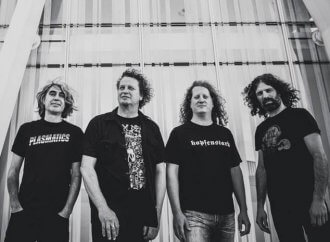 Voïvod: Aussie Supports Confirmed, The Countdown Continues…