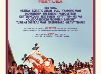 Heavy Psych Sounds: New US Touring Festival Announced!