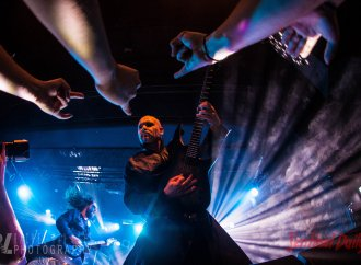 Cradle of Filth, Fall Of Man – The Studio, Auckland 12/09/19
