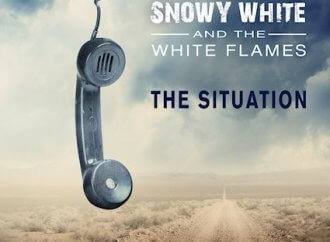 Snowy White and the White Flames – The Situation (Snowy White/Soulfood Music)