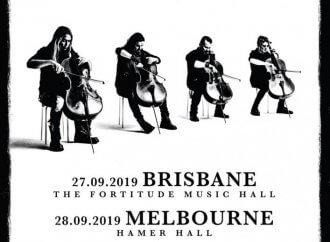 Apocalyptica: Aussie Dates Announced!