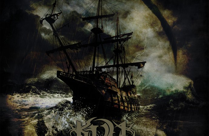 Kull – Exile (Black Lion Records)