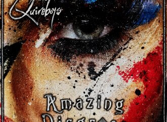 The Quireboys – Amazing Disgrace (Off Yer Rocka Recordings)