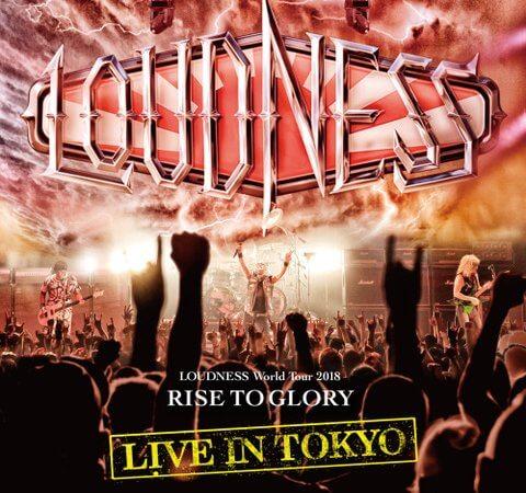 Loudness: New Live Album on the Horizon…