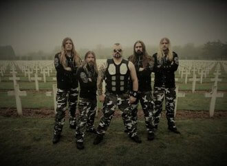 Sabaton: Spectacular New Video Released…