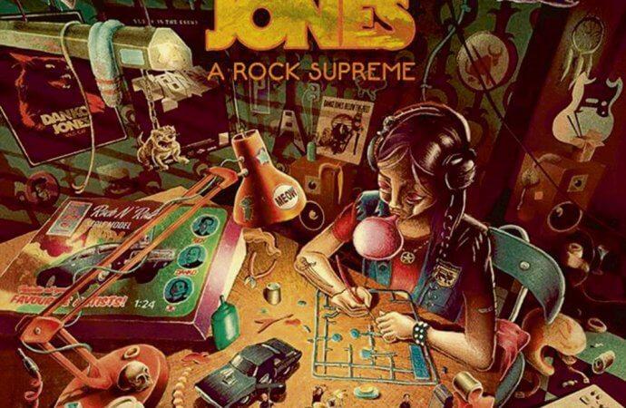 Danko Jones – A Rock Supreme (AFM Records)