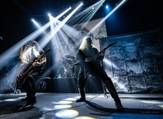 Immolation: A lifetime in metal shared…