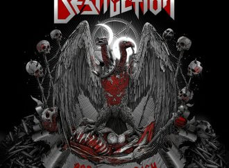Destruction – Born To Perish (Nuclear Blast)